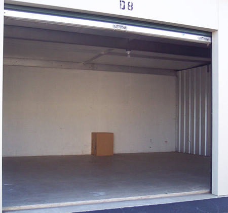 Storage Spaces Amp Rates What Size Storage Unit Do You